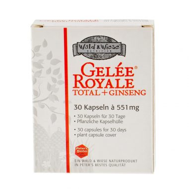 Nutrition Gelee Royale plus...