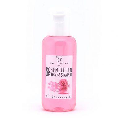 Rosenblüten Duschbad & Shampoo 100 ml