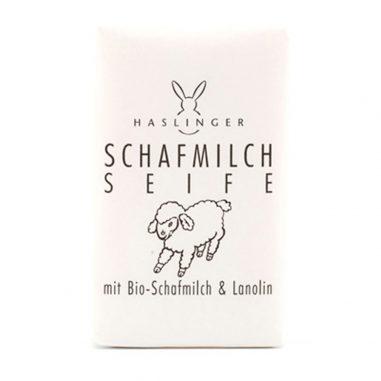 Schafmilch Seife in Papier 150 g