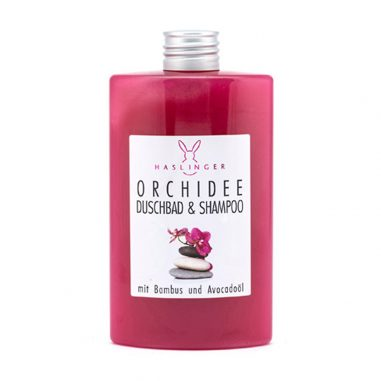 Orchidee Duschbad & Shampoo mit...