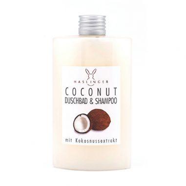 Coconut Duschbad & Shampoo 200 ml