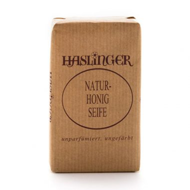 Natur Honig Seife in Papier 150 g