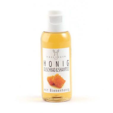 Reise Honig Duschbad & Shampoo 30 ml