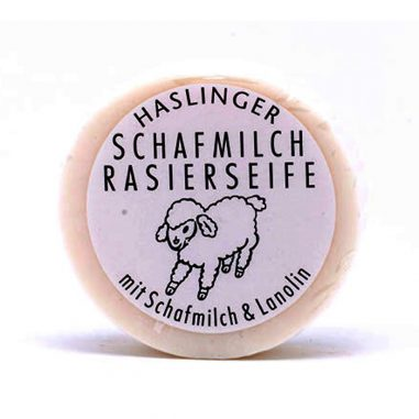 Schafmilch Rasierseife 60 g