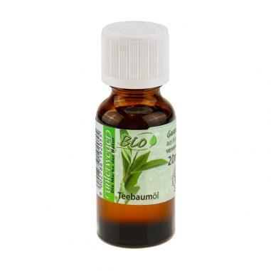 Teebaumöl äther. Bio 20ml