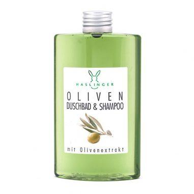 Oliven Duschbad & Shampoo 200 ml