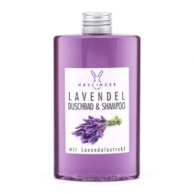 Lavendel Duschbad & Shampoo 200ml
