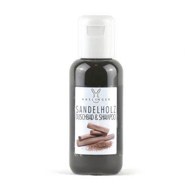 Sandelholz Duschbad & Shampoo 100 ml