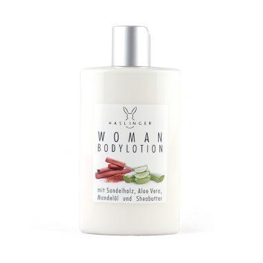 Woman Bodylotion mit Sandelholz &...