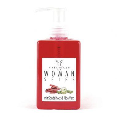 Woman flüssige Seife mit Sandelholz &...
