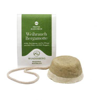 Duschbad 32 Weihrauch Bergamotte...