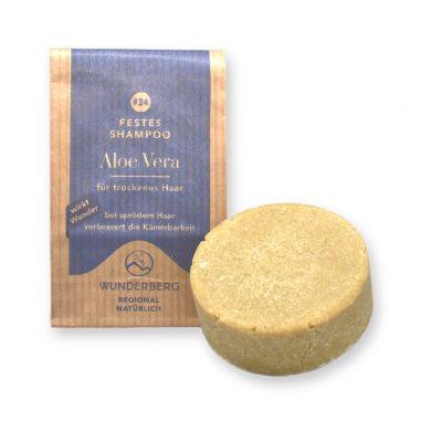 Shampoo 24 Aloe Vera Lavendel Wunderberg
