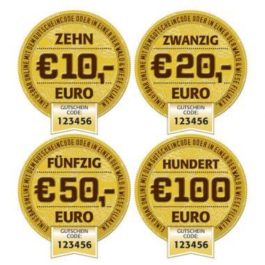Gutschein €50.-