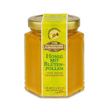 Blütenpollen in Honig 250g
