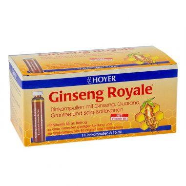 Ginseng Royale 14 Ampullen á 15ml
