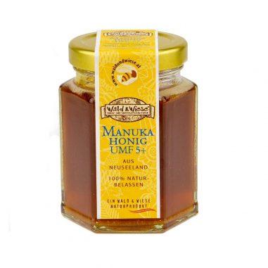 Manuka Honig +5 Neuseeland 125g