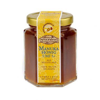 Manuka Honig +5 Neuseeland 250g