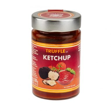 Ketchup mit Trüffel 200g